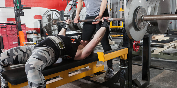 Perfect How To Fix Your Bench Press: The Setup