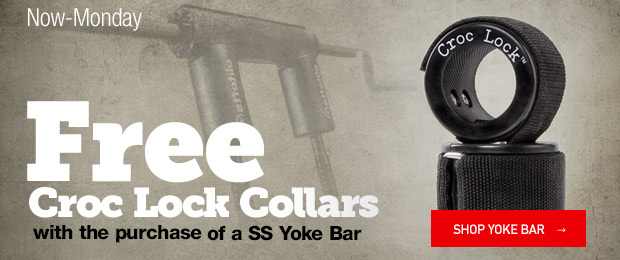 free-croc-lock
