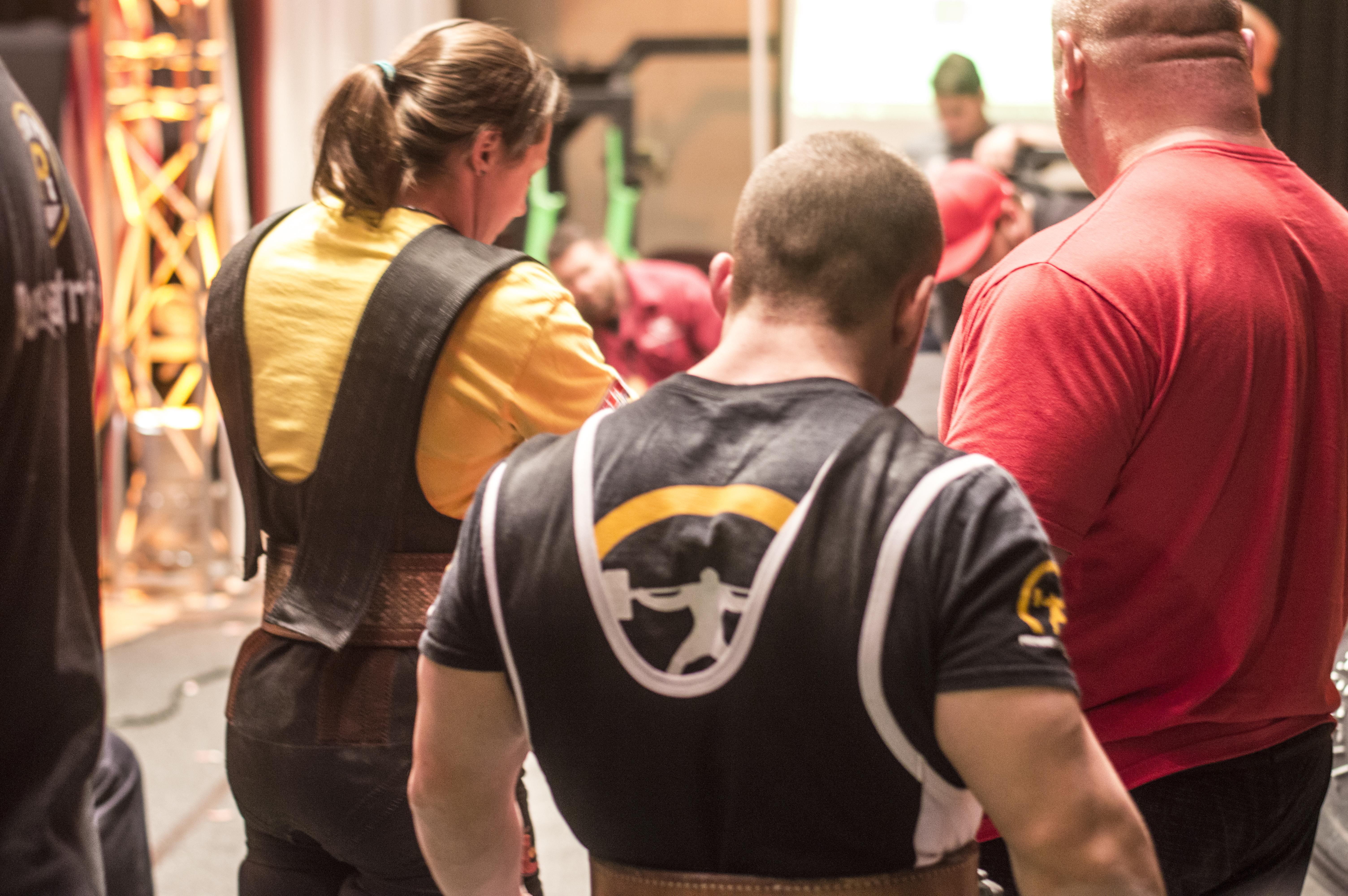 Thursday Back Training