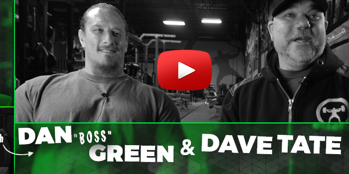 WATCH Dan Green And Dave Tate Discuss Powerlifting Training