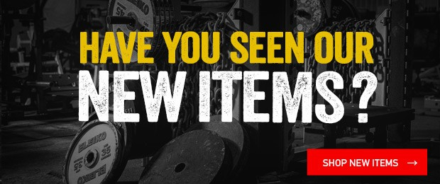 have you seen our new items?