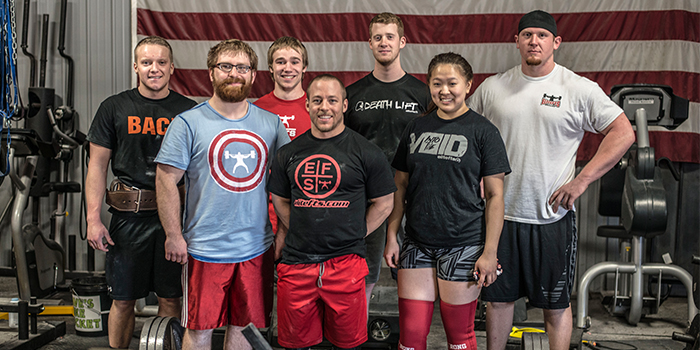 WATCH: Coaching Session with Brandon Smitley and Purdue Barbell Club