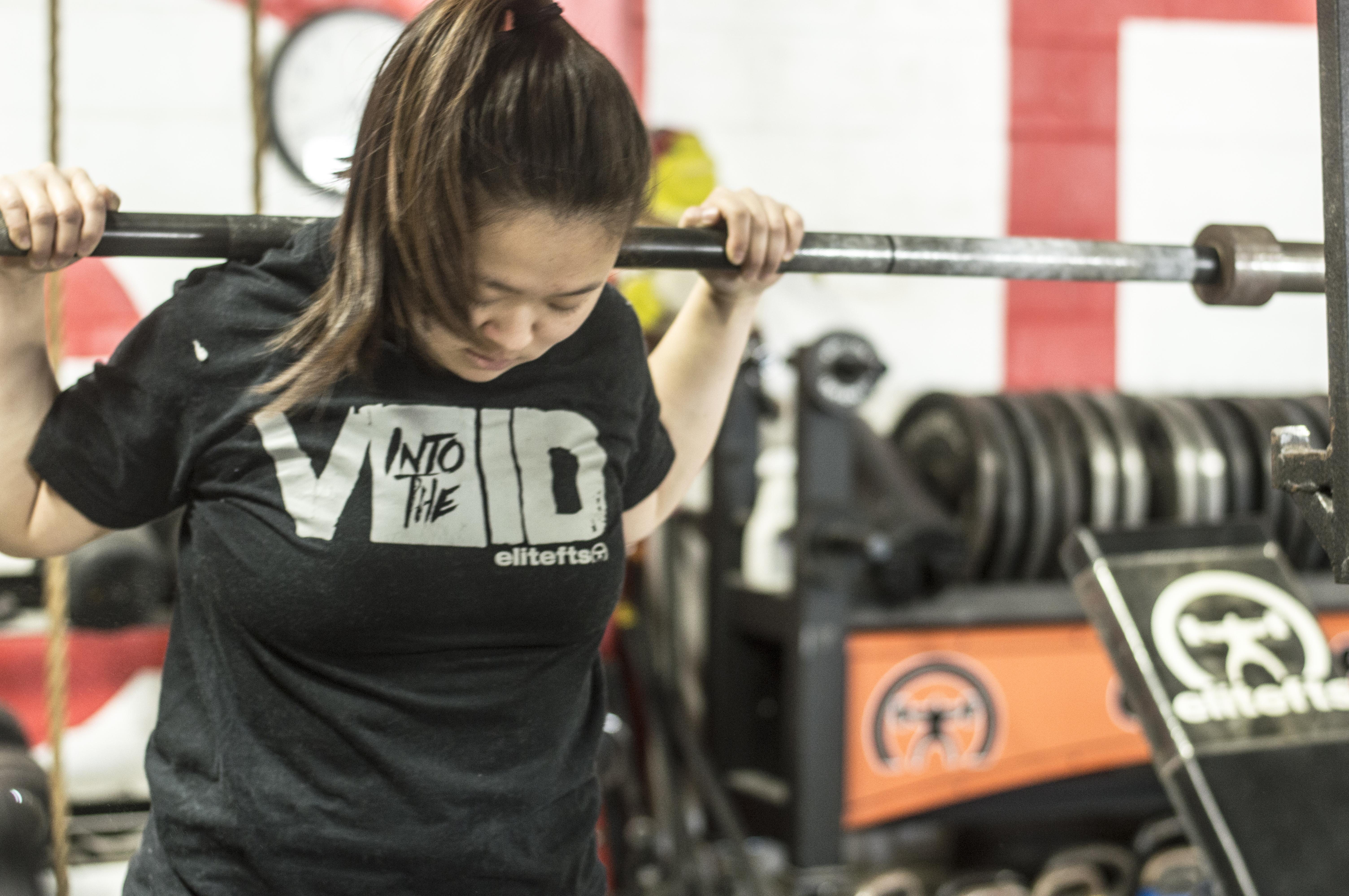 training effect squat