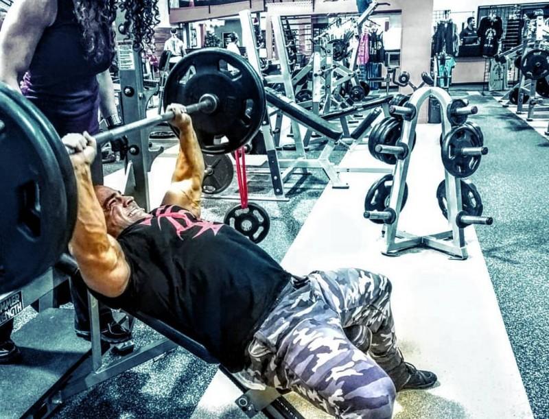 mark dugdale bodybuilding