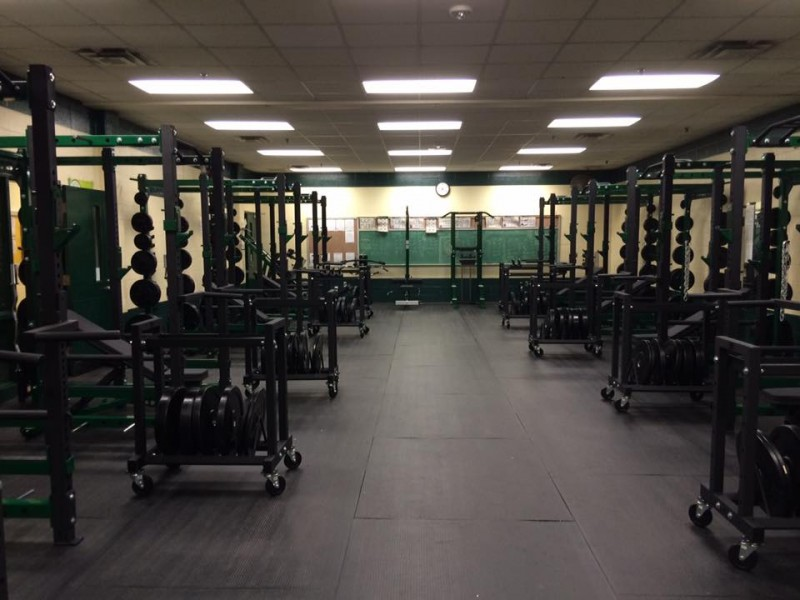 Vincennes Lincoln High School in Indiana
