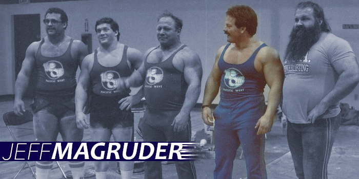 Jeff Magruder: Powerlifter and Bench Press Champion