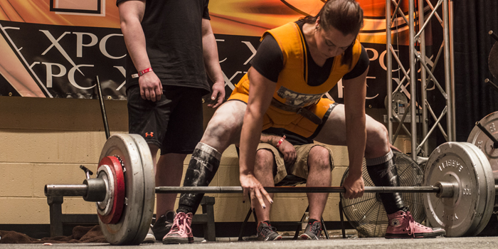 Tapering for a Powerlifting Meet