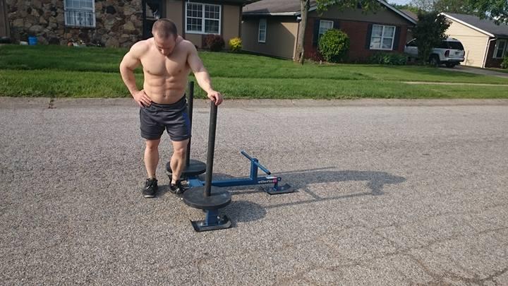 Lower Body - 500 Rep Challenge