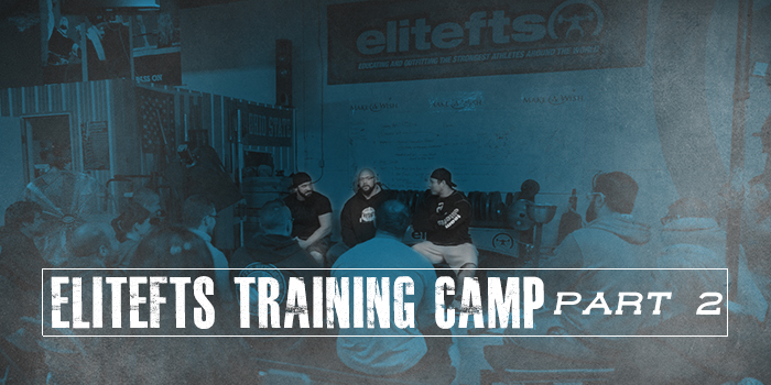 WATCH: Training Camp Q&A — Overtraining, Openers, and Body Composition