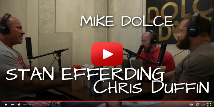 WATCH: Interview with Stan Efferding and Mike Dolce