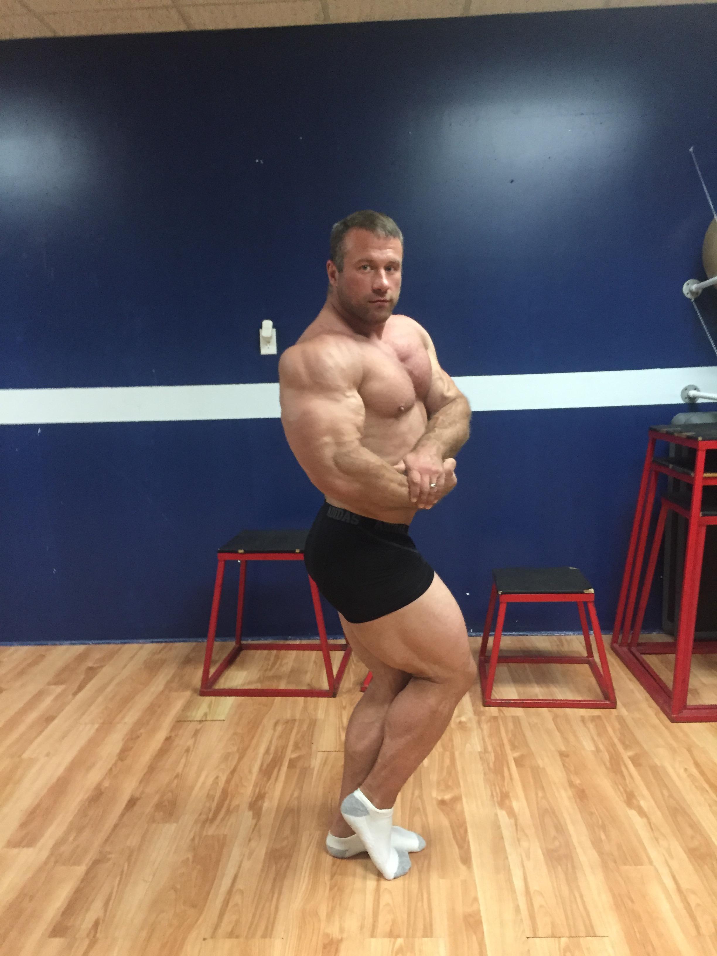 Legs - 7 weeks out