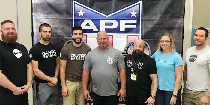 2016 APF Equipped Nationals — Qualifying for WPC Worlds