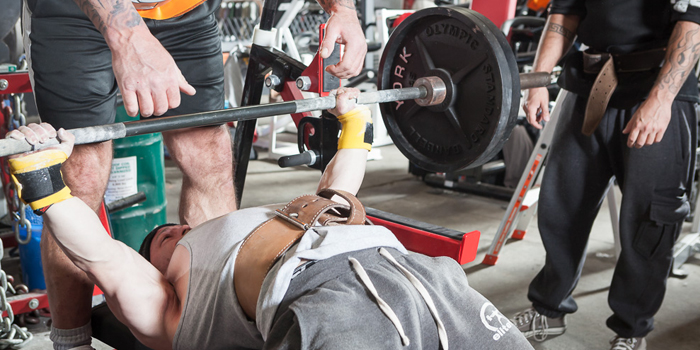 How To Increase Your 225-Pound Bench for Reps Test