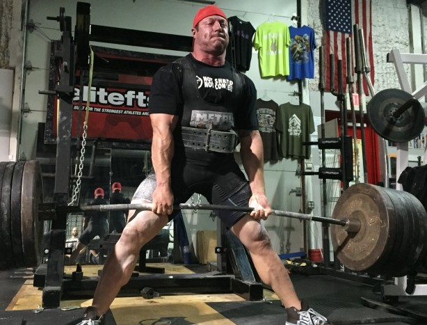 Don't Do This When You Deadlift