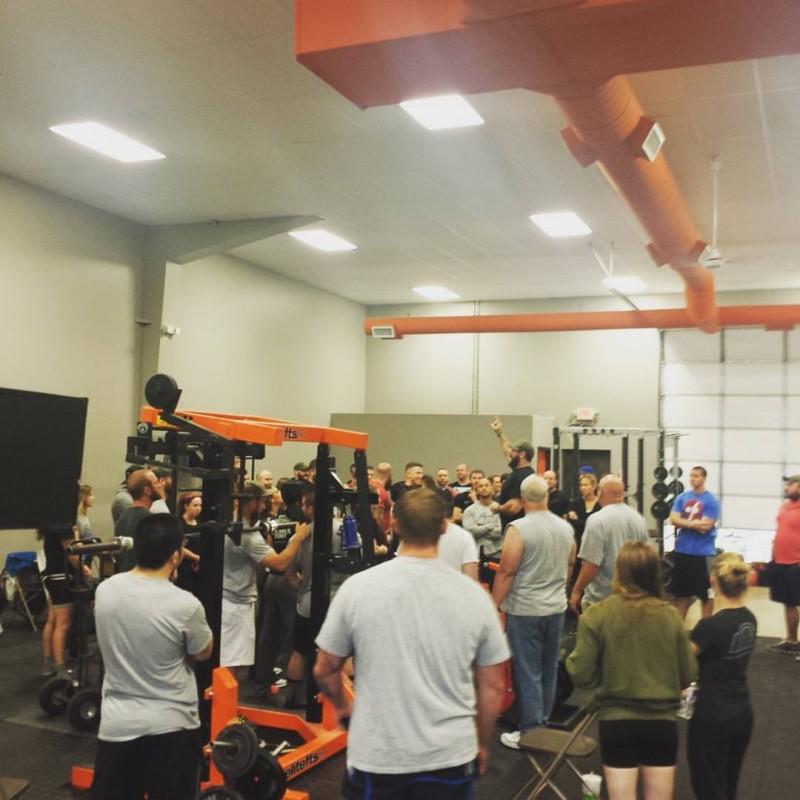 new gym facility