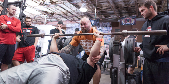 Five Bench Pressing Basics You're Overlooking