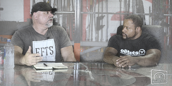 WATCH: Table Talk —  Problems with Gear and the Qualities of Great Powerlifting Coaches