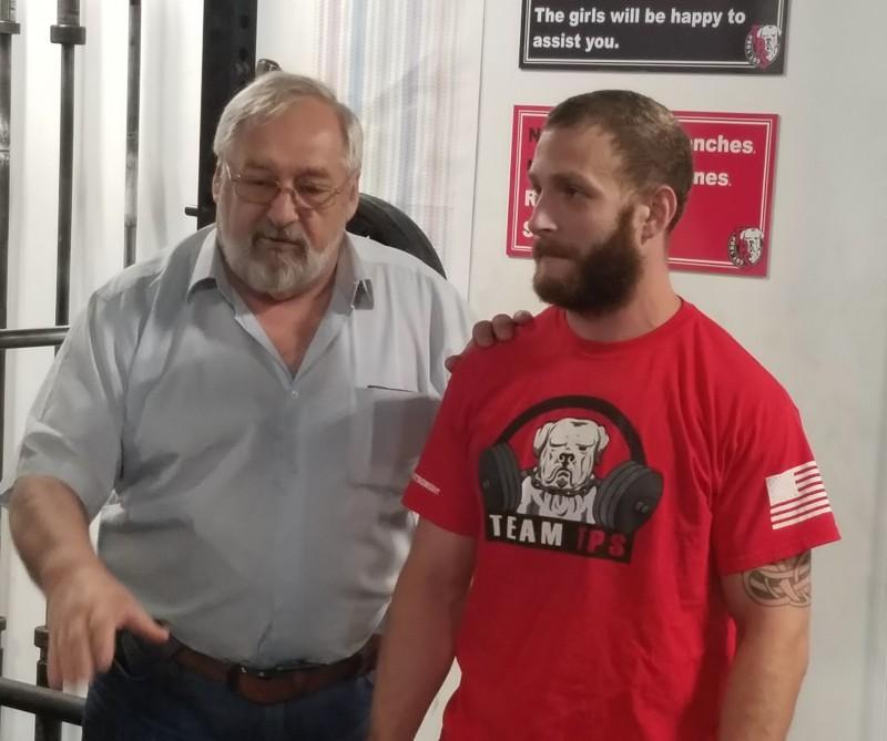 TPS , Boris Sheiko , Andrew Simons
