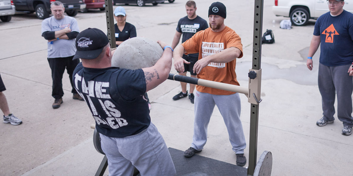 Timed Axle Press Reps + VIDEO: First Time Doing Atlas Stones