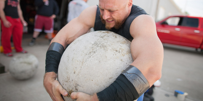 What to Do As A Novice Strongman — Practice and Training Implements