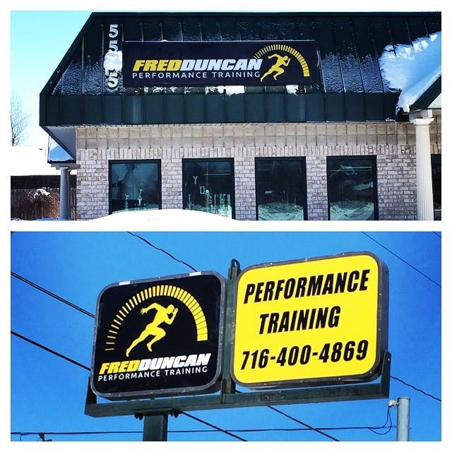 Fred Duncan Performance Training