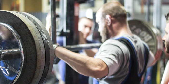 Why Do You Lift — The Game