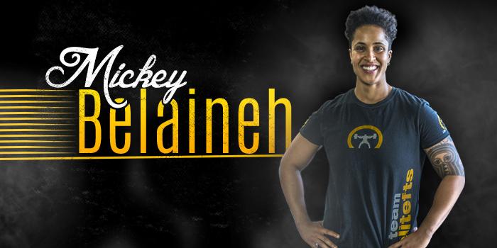 WATCH: Mickey Belaineh — Harvard Law Graduate and IPF Junior World Champion
