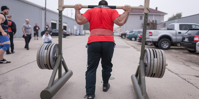 The Start of a New Chapter in Training: Strongman