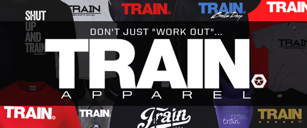 train-apparel home