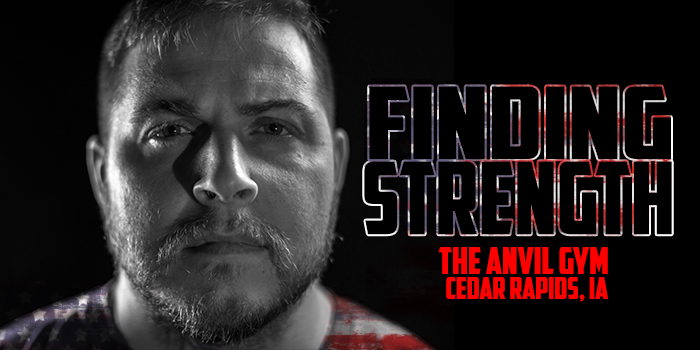 Finding Strength: The Anvil Gym