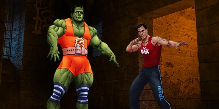 Frankenstein's Perfect Powerlifter