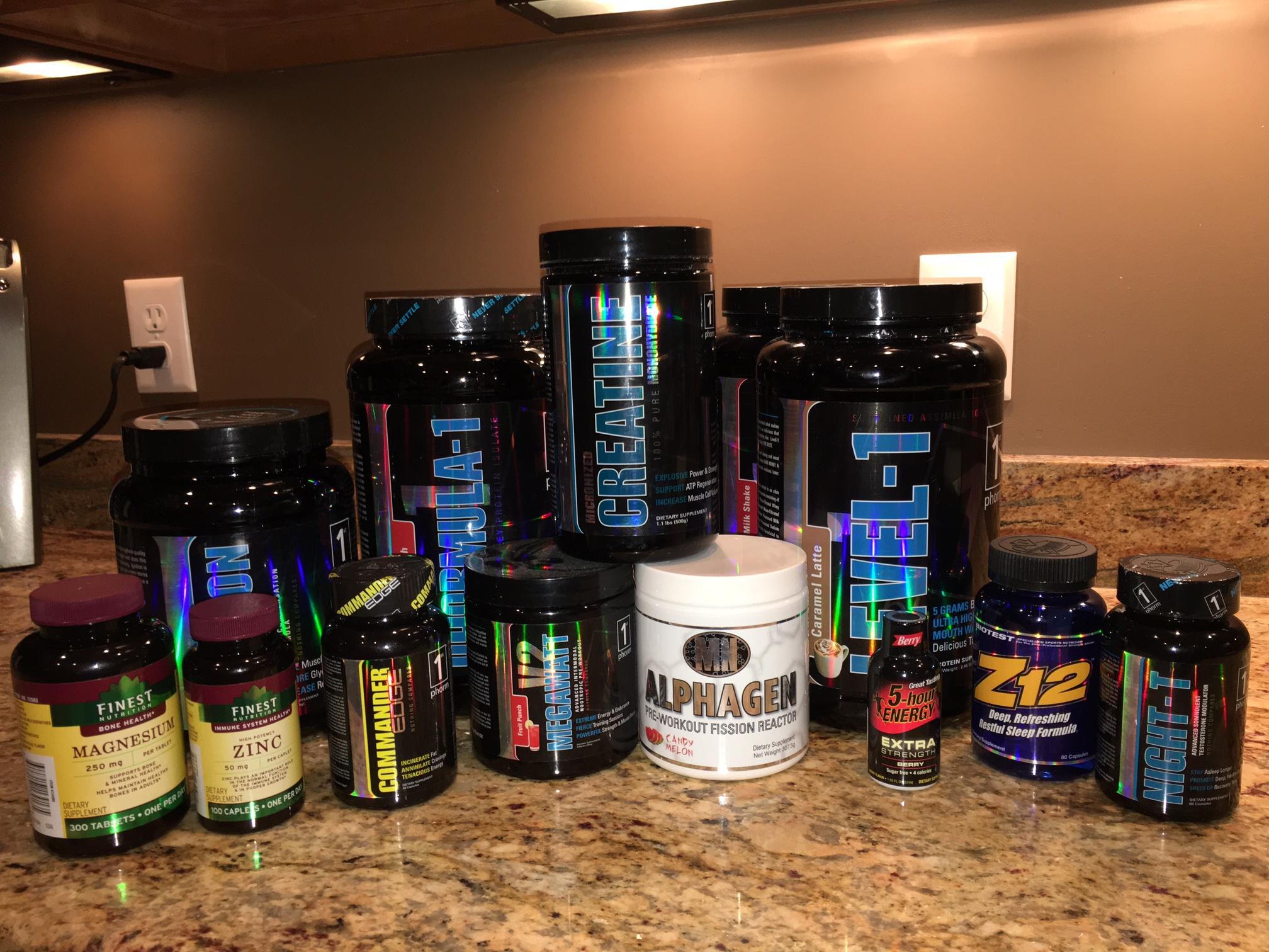 Current Supplements