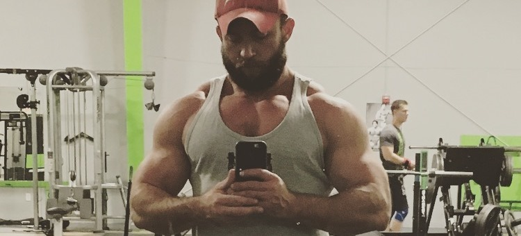 Week 7, Day 2 - Log Clean & Press, Chest, Shoulders & Arms