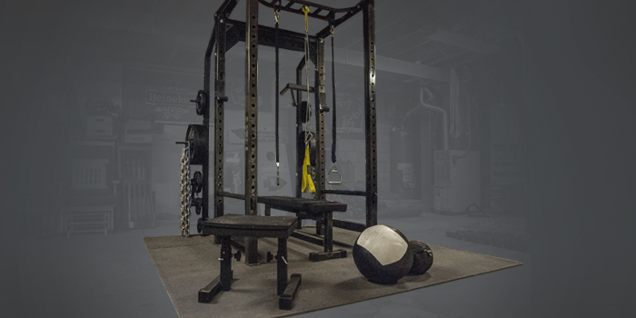 Why My Home Gym Is Better Than the S4 Compound