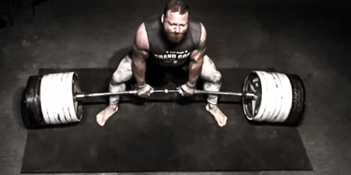 WATCH: How I Made It Easy to Rep A 1000-pound Deadlift