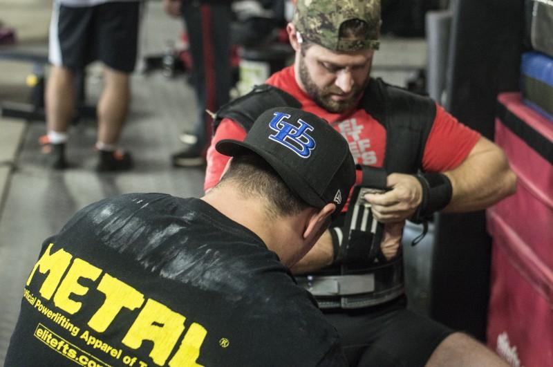 powerlifting coach