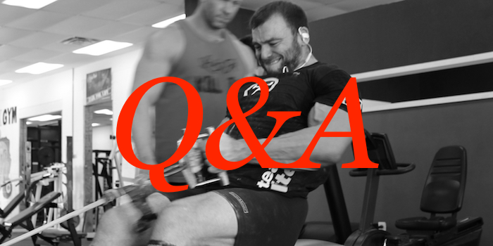 Q&A: Training and Making Money in Powerlifting