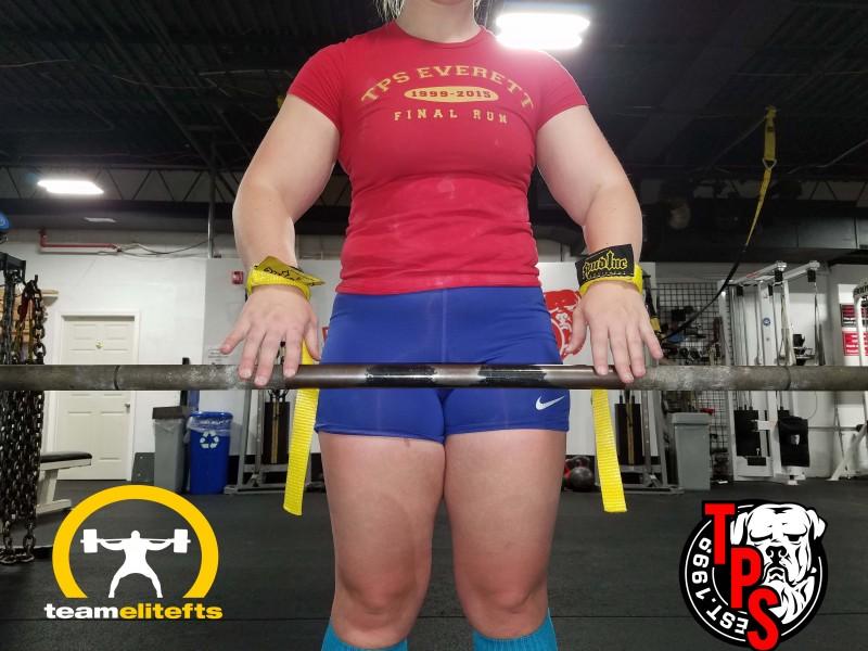 Squat, bracing, core, elitefts.com, CJ Murphy, Total Performance Sports, Powerlifting, spud inc, lifting straps