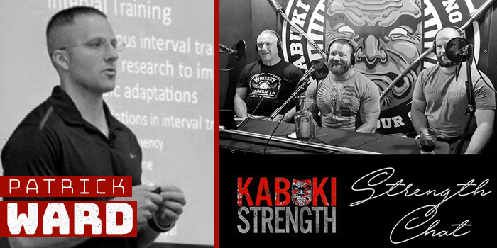 Strength Chat Podcast: Seattle Seahawks Patrick Ward on Using Data