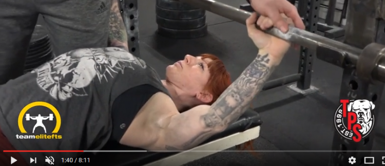 The Science Behind the Bench Press