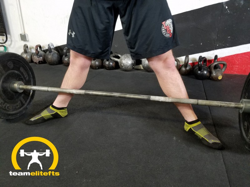 The Sumo Deadlift: You're Doing it Wrong