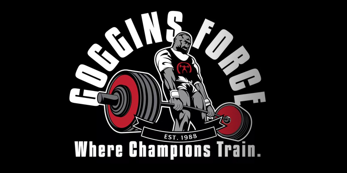 Goggins Force Training Facility is Now Open!