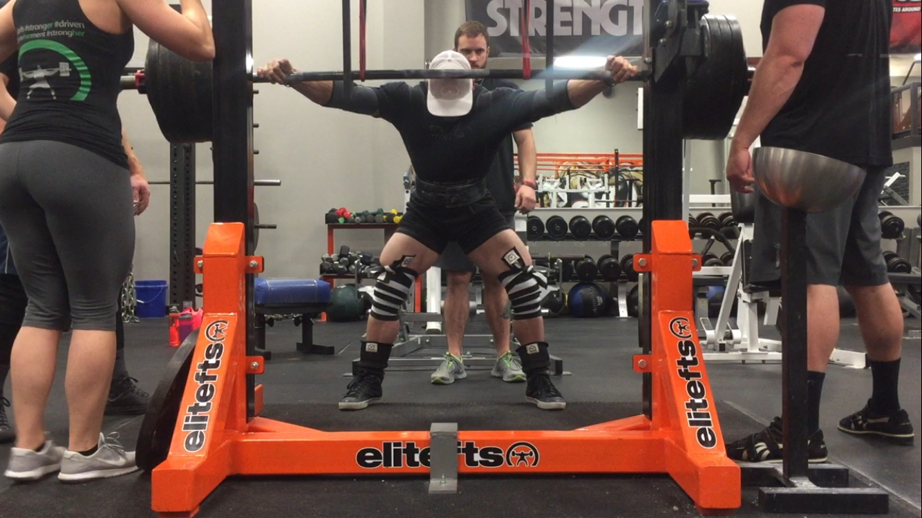 Peak Week 3: Squat SEND! is there another 700lb squat within a year?