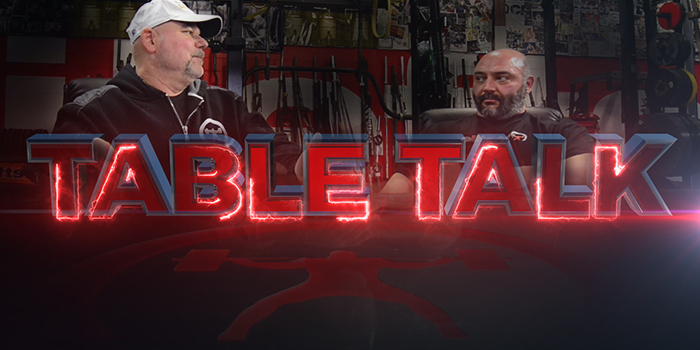 WATCH: Table Talk with Nate Harvey — Do You Need A Planned Deload?