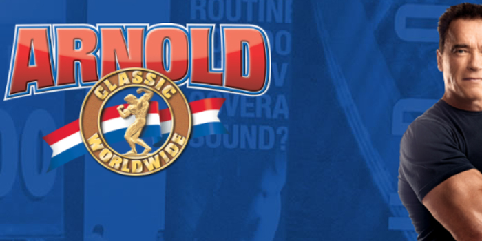 Preorder Your Tickets for 2020 Arnold Sports Festival Today
