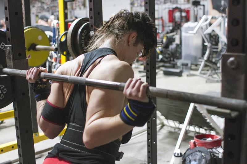 intensity squat cortes