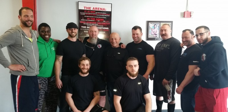 Greatness Known,Greatness Lost, Dr. Squat Fred Hatfield,Dwayne Johnson, powerlifting, elitefts, cj murphy, total performance sports, Rich Angelo;