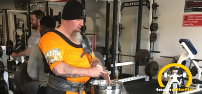 My Quest for a 315 Bench Press