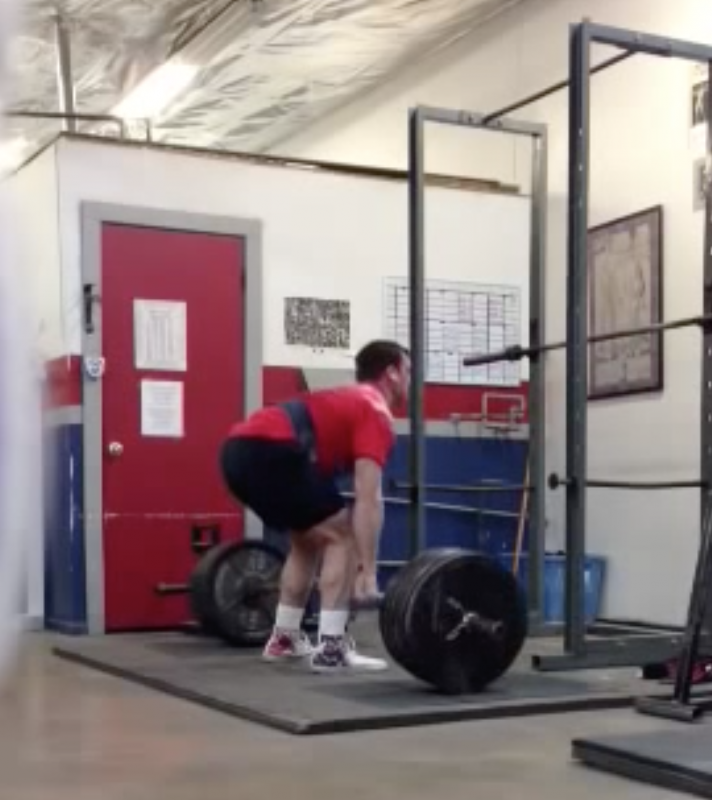 Picture 1 Deadlift Position
