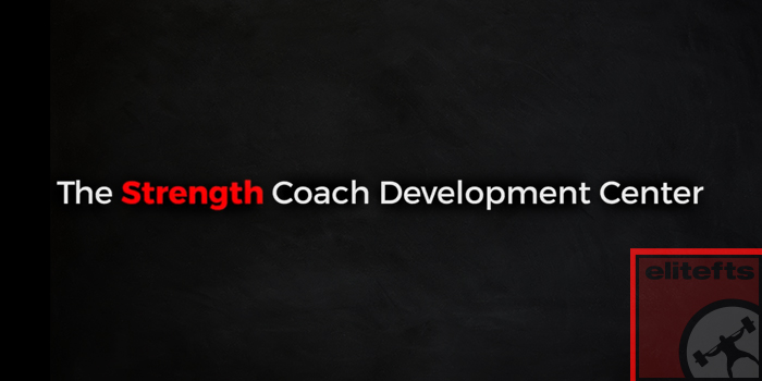 WATCH: The Strength Coach Development Center — Squat Progression